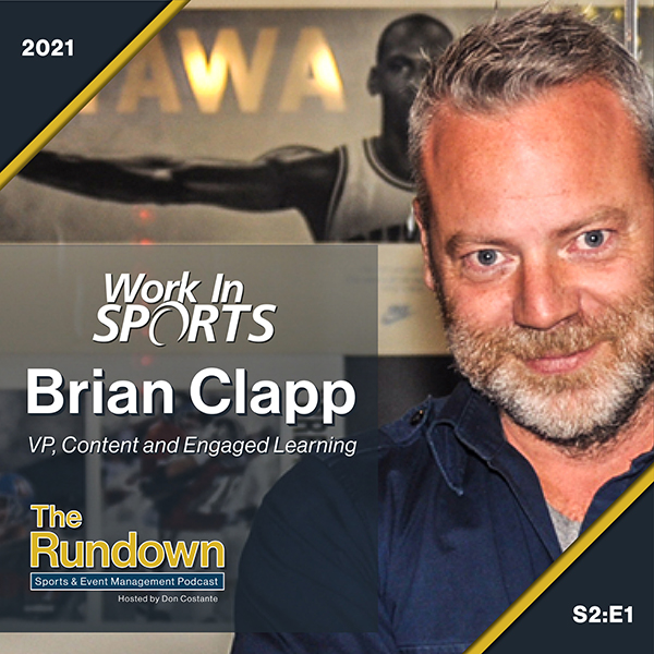 Interview with Brian Clapp